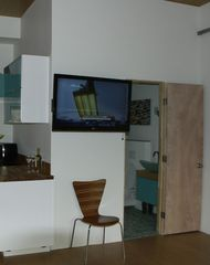 "Aspen condo photo - 56"" flat screen TV on swivel mount"