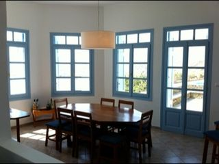 Andros villa photo - The dining area