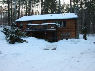 Great Barrington cabin photo - Exterior front view