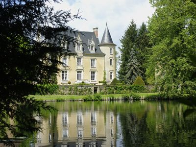 Fairy-Tale 15th-18th C. Loire Chateau