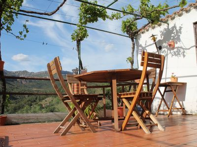 Cal Millo, house with terraces overlooking the Priorat HUTT-008 255