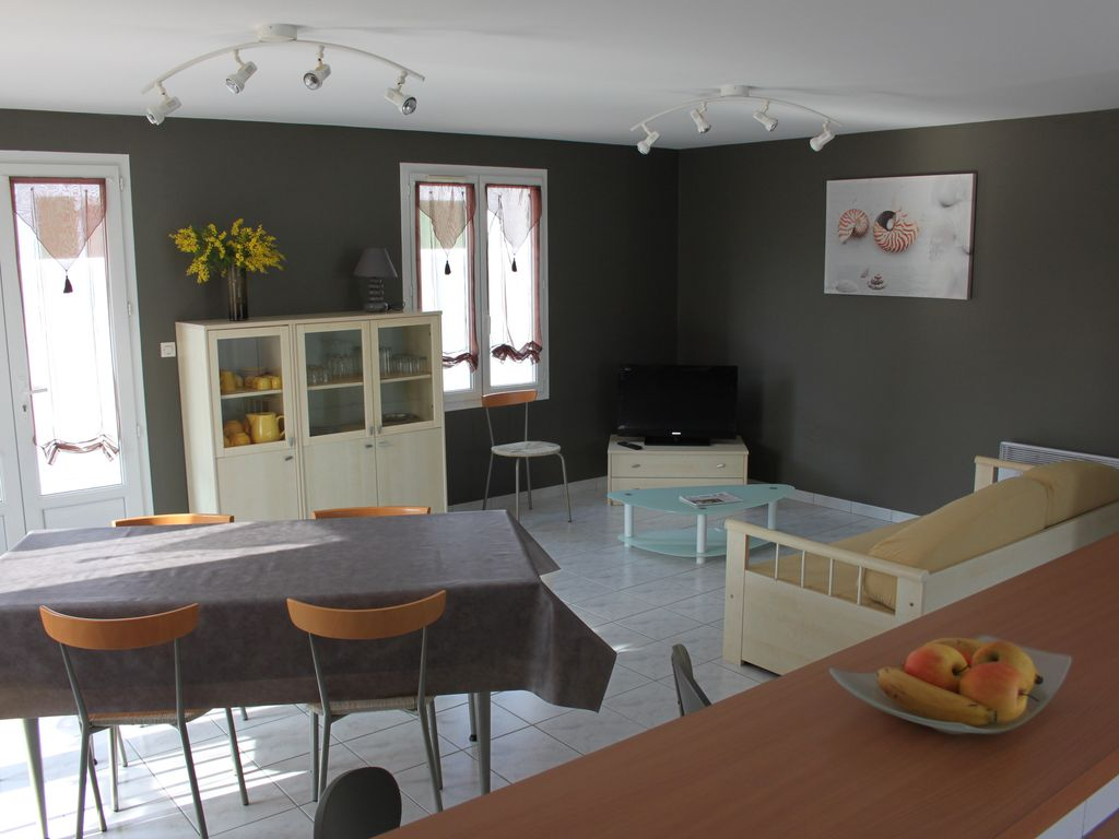 Holiday house, 90 square meters , Rivedoux