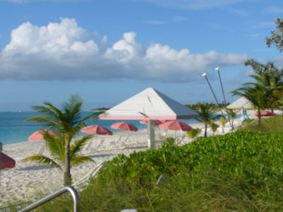 image for Grace Bay Resort Location at Ocean Club West. No car needed. Best Value on Provo
