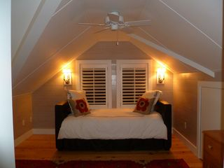 Moody Beach house photo - Third floor trundel bed