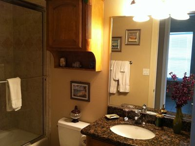 South Padre Island condo rental - Spare Bath