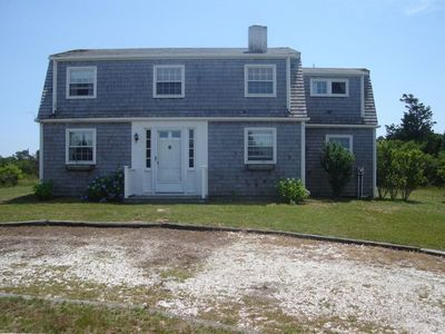Nantucket Cliff Cottage