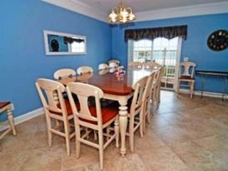 Ocean Drive Beach condo photo - 2 large pub style dining tables with plenty of room for the whole family.