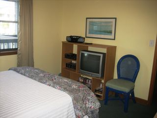 Surfside Beach condo photo - All bedrooms have cable television