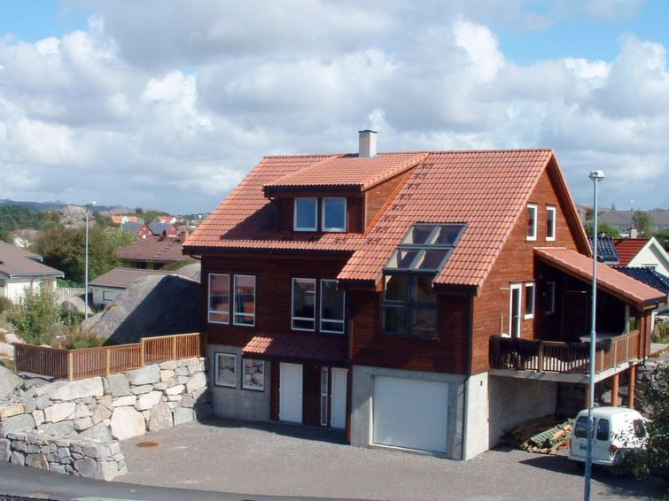 Vacation home Sirevaag  in Sirevåg, Southern Fjord Norway - 10 persons, 4 bedrooms