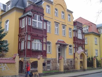 Dresden apartment rental