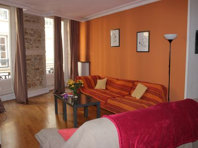 Chez Atlas: 2 BEDROOM in Heart of Lyon - SPACIOUS!