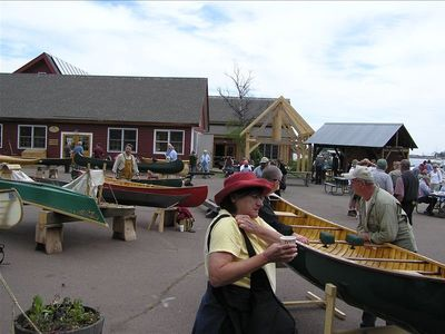 North House Wooden Boat Show