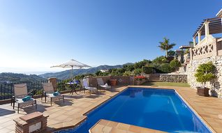 Frigiliana villa photo - El Mirador by Spain Select