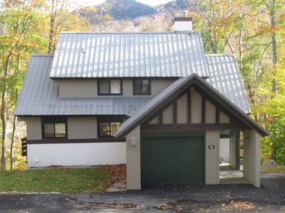 Beautiful Single Family Home Across from Loon Mountain
