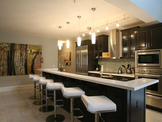 Canmore house photo - Penthouse - Kitchen1