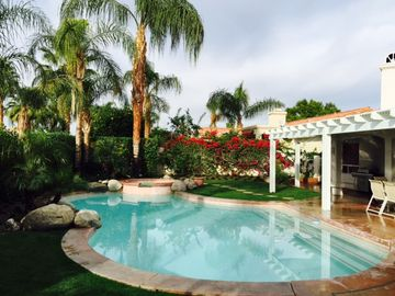 Palm Desert house rental - Pool & Spa