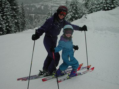 Great family ski hill.
