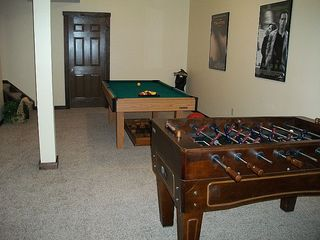 Massanutten house photo - Another view of the game room.