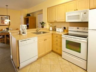 Kissimmee property rental photo - Fully Equipped Kitchen at Liki Tiki Resort