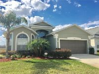4BR / 3BA Villa, Pool, Gated community, Lake view, and just ~8 Miles to Disney