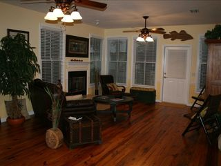 Steinhatchee house photo - Living Room