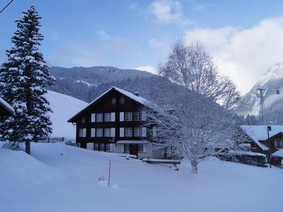 Apartment new and renovated with lots of charm in calm located Chalet