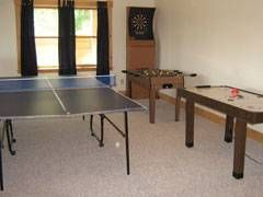 Deep Gap house rental - Game Room