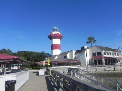 Harbourtown Marina Lighthouse