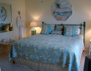 Ponte Vedra Beach condo photo - Hear the waves from this bedroom