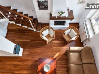 Piazza di Spagna apartment photo - Living