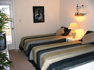Fenwick Island townhome photo - Have fun looking at the Lighthouse & Canal from the Balcony of Front Bedroom #2