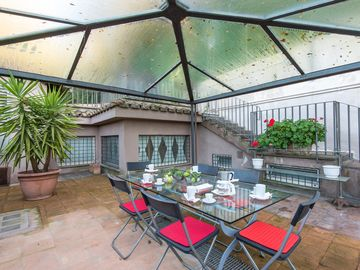 Apartment 719 m from the center of Rome with Internet, Air conditioning, Lift, Terrace (9837)