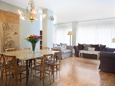 Villa Olimpica apartment rental - .