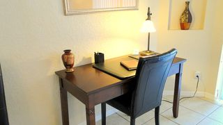 Regal Palms house photo - Desk (Computer Option) - Bring your lap top or rent an PC option