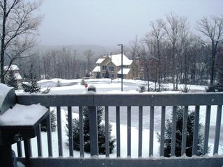 Tannersville townhome photo - A typical winter day at camelback