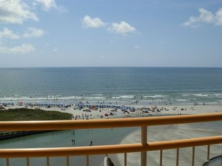 Windy Hill condo rental - Front Balcony View