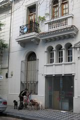 Recoleta apartment photo - Typical street scene outside apartment