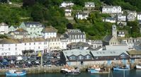 The Looe View Apartment Features A Private Balcony and Views Of The Estuary