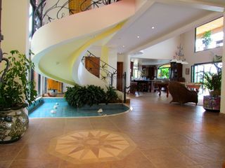 Nosara villa photo - Enter into casual luxury
