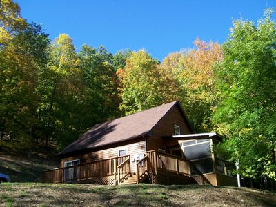 Quiet, comfortable, well equipped chalet in  the midst of nature