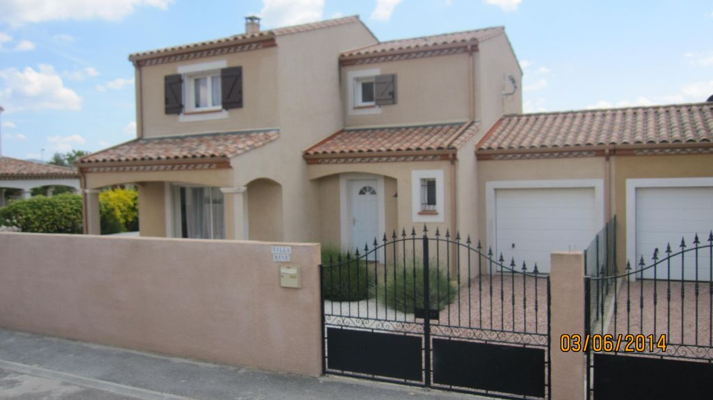 Holiday house, close to the beach, Trcbes, Languedoc-Roussillon