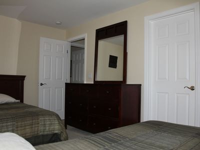 Mesquite condo rental - Bedroom 3 - 2 Full Beds