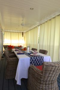 Veranda Dining Room and Lounge