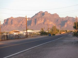Apache Junction mobile home photo - Superstition Mtn. Views