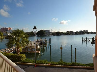 Great views of Clearwater Harbor