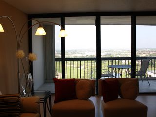 West Palm Beach condo photo - Main balcony