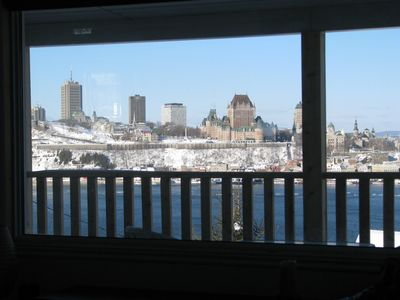 Quebec City apartment rental