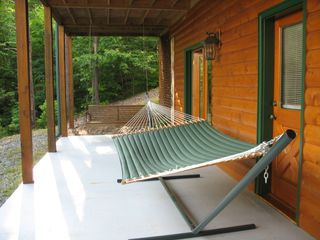 Blue Ridge cabin photo - Relax....Soak up the Mountain Air Enjoy the Peace & Quite