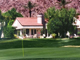 La Quinta house photo - Casa Bonita from 10th Green
