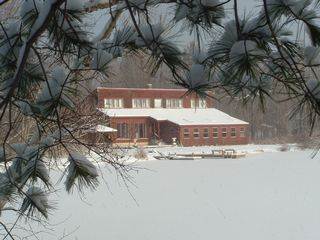 New Lebanon house photo - Lake House in Winter